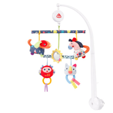 fehn Activity -Music-Mobile COLOR Friends