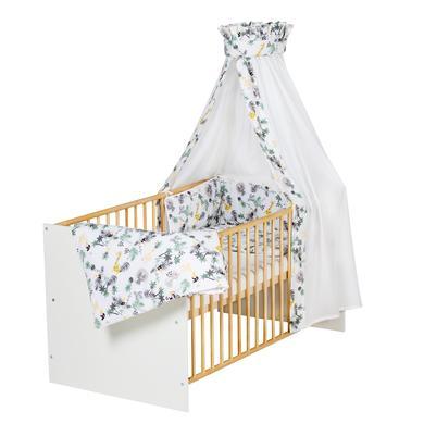 Schardt kompletní postel Classic Gold Jungle 70 x 140 cm