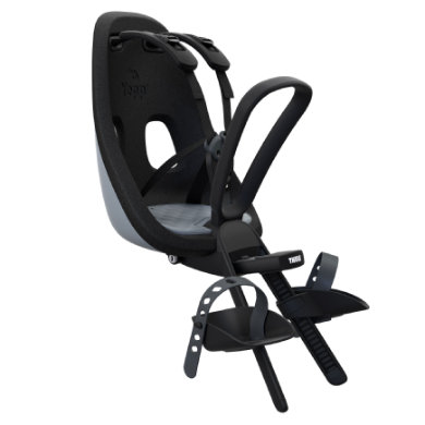 THULE sedačka pro jízdní kola Yepp Nexxt Mini Momentum Grey