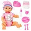 bayer Design Babypuppe Lisa Newborn Baby, 40 cm