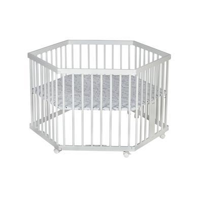 Laufgitter - Schardt Laufgitter Solitär weiß  - Onlineshop Babymarkt