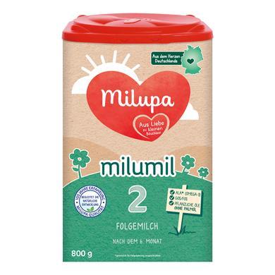 Milupa Folgemilch Milumil 2 800 g nach dem 6. Monat