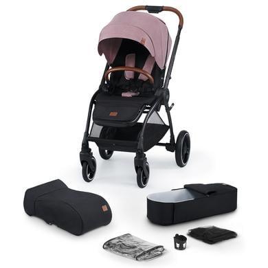 Kinderkraft Evolution Cocoon 2 v 1 Mauvelous Pink 2020