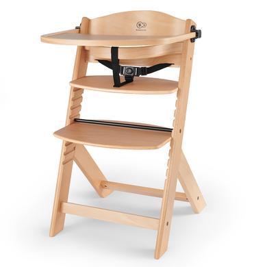 Hochstühle - Kinderkraft Hochstuhl Enock Wooden  - Onlineshop Babymarkt