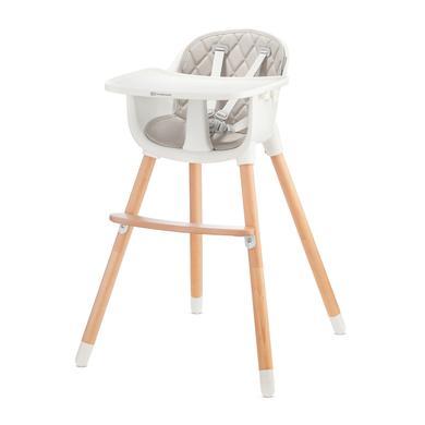 Hochstühle - Kinderkraft Hochstuhl Sienna Grey  - Onlineshop Babymarkt