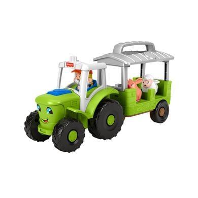 Fisher-Price Little People traktor