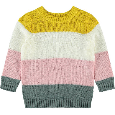 name it Strickpullover NMFLAMEA Spicy Mustard
