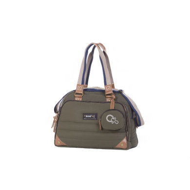 Image of BABY ON BOARD Wickeltasche Easy Life Khaki