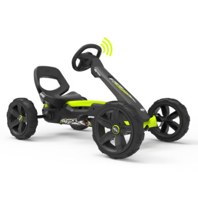 Tretfahrzeuge - BERG Pedal Go Kart Reppy Raptor Sondermodell - Onlineshop