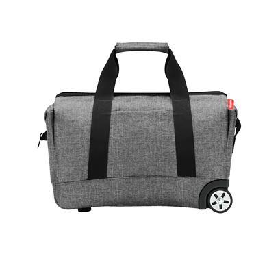 Kinderkoffer - reisenthel® allrounder trolley twist silver - Onlineshop Babymarkt