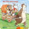 CARLSEN Maxi Pixi: Maxi-Pixi-Puzzle: Mit Pixi unterwegs