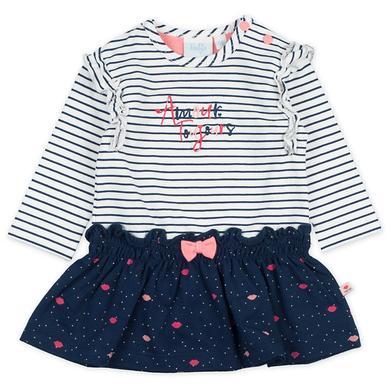 Minigirlroeckekleider - Feetje Kleid Ringel Mon Petit - Onlineshop Babymarkt