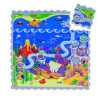 Hakuna Matte Puzzle Mat - Ocean (120 x 120 cm)