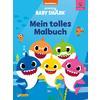 CARLSEN Baby Shark: Mein tolles Malbuch