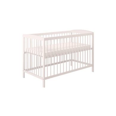 Polini Kinderbedje Simple 101 wit