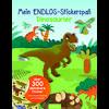 arsEdition Mein Endlos-Stickerspaß Dinosaurier