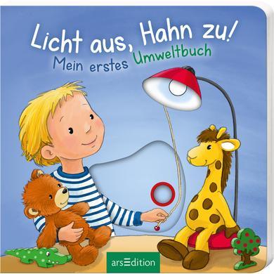 Image of arsEdition Licht aus, Hahn zu!