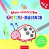 arsEdition Mein allererstes Kritzel-Malbuch
