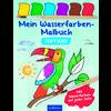 arsEdition Mein Wasserfarben-Malbuch Zootiere