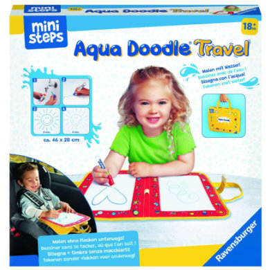 Ravensburger mini steps Aqua Doodle Travel