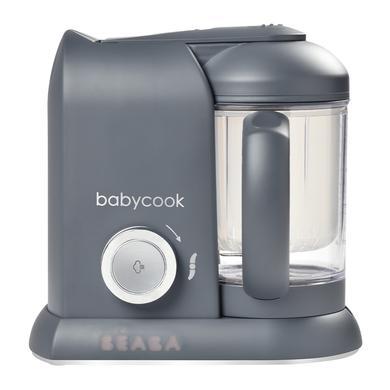 Image of BEABA Küchenmaschine Babycook® Solo 4 - in - 1 Dunkelgrau