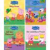 CARLSEN Nelson-Mini-Bücher: 4er Peppa 5-8