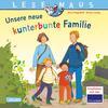 CARLSEN LESEMAUS 170: Unserer neue kunterbunte Familie