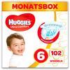 Huggies plenky Ultra Comfort Baby velikost 6 měsíční balení 102 kusů