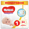 Huggies Newborn Babyluiers voor pasgeborenen Maat 1 84 stuks