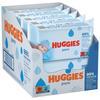 Huggies Pure sensitive Dětské vlhčené ubrousky 10 x 56 vlhčených ubrousků