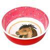 SPIEGELBURG COPPENRATH Ciotola di melamina Il mio piccolo allevamento di pony