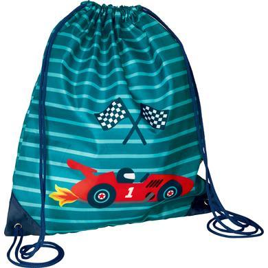 Sporttaschen - SPIEGELBURG COPPENRATH Turnbeutel Rennauto (Wenn ich mal groß bin) - Onlineshop Babymarkt
