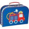 SPIEGELBURG COPPENRATH Großer Spielkoffer Feuerwehr (Wenn ich mal groß bin)