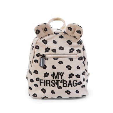 Kinderrucksaecke - CHILDHOME Kinderrucksack My First Bag Leopard - Onlineshop Babymarkt
