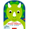 SPIEGELBURG COPPENRATH Mein erstes Sticker-Malbuch: Dinosaurier (Minikünstler)