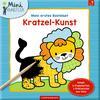SPIEGELBURG COPPENRATH Mein erstes Bastelset:  Kratzel-Kunst (Mini-Künstler)