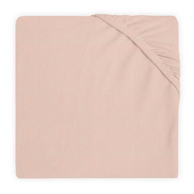jollein Jersey Spannbettlaken pale pink green 40 x 80 cm