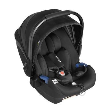Image of hauck Babyschale Select Baby i-Size Black Black