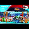 PLAYMOBIL  ® Stuntshow workshop tent