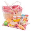 New Classic Toys Picknickkorb/Schneide-Set