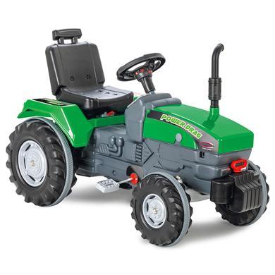 Tretfahrzeuge - JAMARA Kids Trettraktor Power Drag grün - Onlineshop