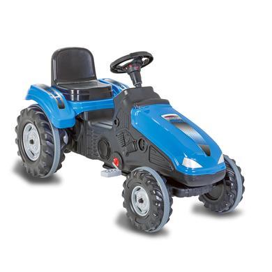 JAMARA Kinder traptractor Big Wheel blauw