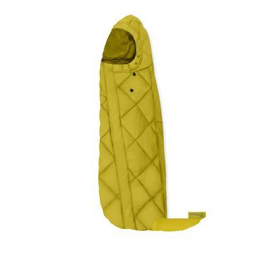 cybex GOLD Nánožník pro dětské autosedačky Snogga Mini Mustard Yellow