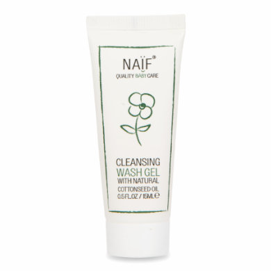 Naif Baby prací gel 15ML