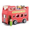 New Classic Toys  Leksaker Sightseeingbuss inklusive siffror