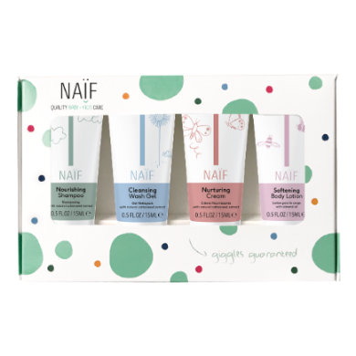 Naif sada Mini 4x 15ml