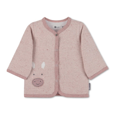 Babyjacken - Sterntaler Baby–Jacke Pauline rosa - Onlineshop Babymarkt