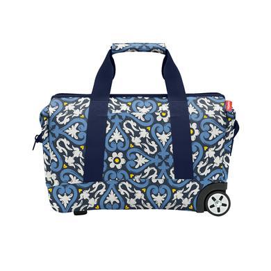 Kinderkoffer - reisenthel® allrounder trolley floral 1 - Onlineshop Babymarkt