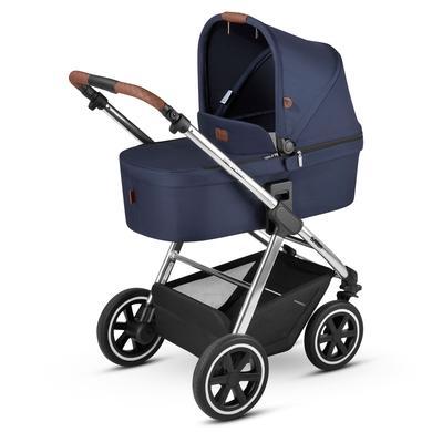ABC DESIGN Combi-kinderwagen Samba Navy Diamond Edition Collectie 2021