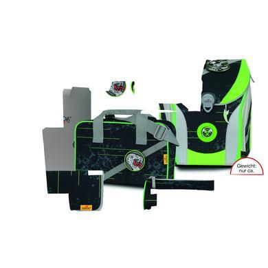 Schulranzen - DerDieDas® ErgoFlex Max Buttons – Scorpio, 5–tlg. - Onlineshop Babymarkt